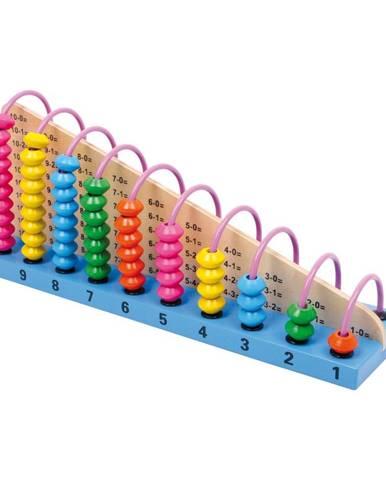Detské drevené počítadlo Legler Abacus