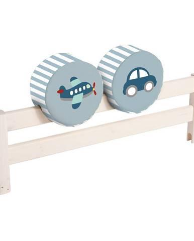 Obojstranný vankúšik na opieranie Flexa Transport, ø 30 cm