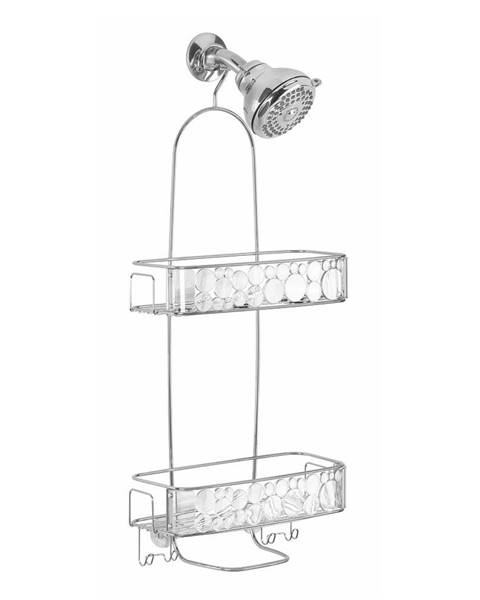 iDesign Závesná sprchová polica InterDesign Bubble