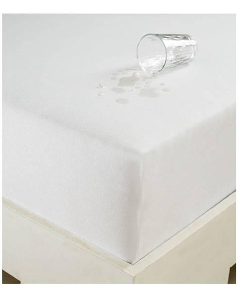 Eponj Home Ochranná vodoodolná podložka na dvojlôžko, 180 × 200 cm