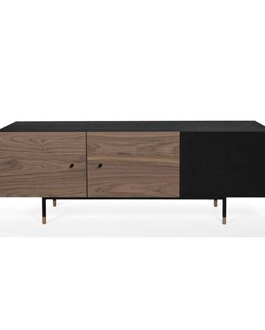 TV stolík Woodman Jugent Unit Walnut