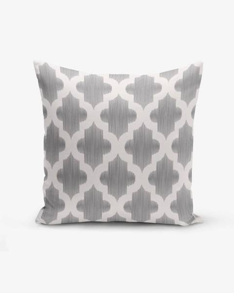 Minimalist Cushion Covers Obliečka na vankúš s prímesou bavlny Minimalist Cushion Covers Special Design Ogea Modern, 45×45 cm