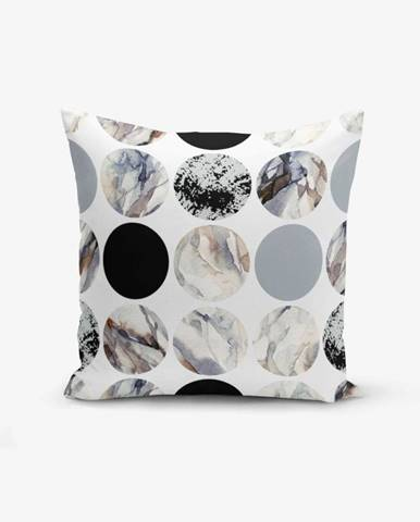 Obliečka na vankúš Minimalist Cushion Covers Ring Modern, 45×45 cm