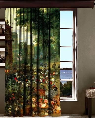Záves Curtain Mertie, 140×260 cm