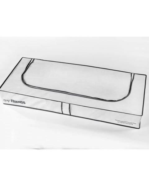 Compactor Biely úložný box Compactor Underbed