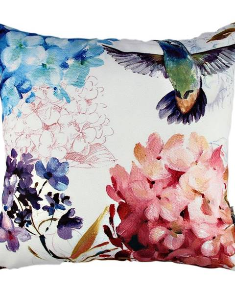 Gravel Vankúš Flowers, 43×43cm