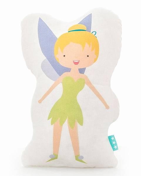 Mr. Fox Bavlnený vankúšik Mr. Fox Fairy, 40 × 30 cm