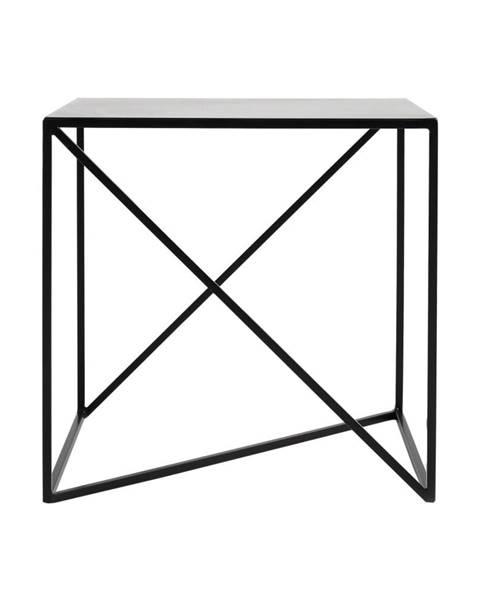 Custom Form Čierny odkladací stolík Custom Form Memo