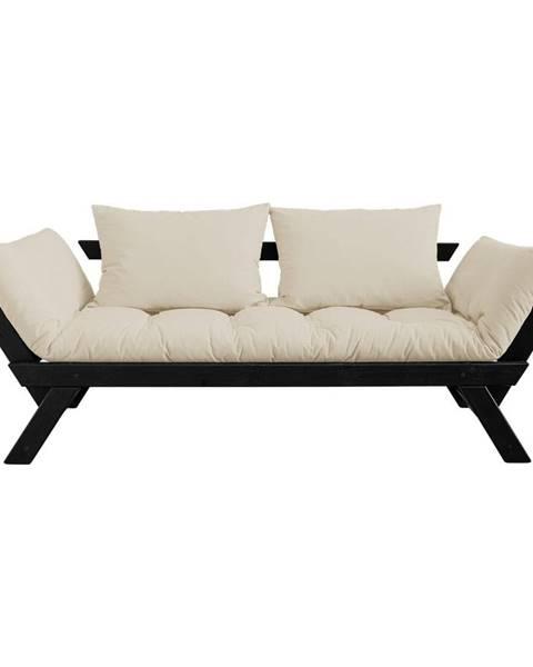 Karup Design Variabilná pohovka Karup Design Bebop Black/Beige