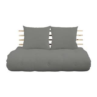 Variabilná pohovka Karup Design Shin Sano Natural Clear/Grey