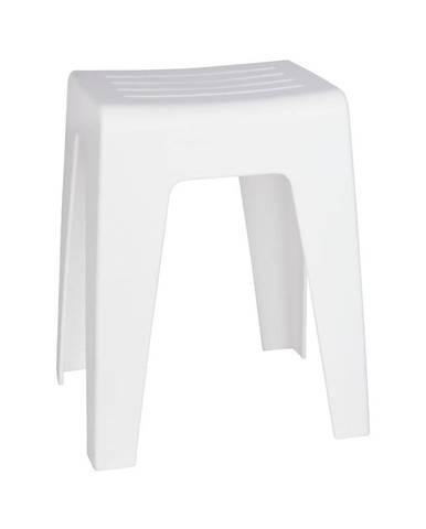 Biela stolička Wenko Kumba