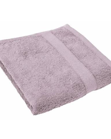Orgovánovofialový uterák Tiseco Home Studio, 50 × 100 cm