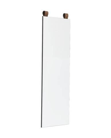 Závesné zrkadlo k vešiaku Karup Design Hongi Black