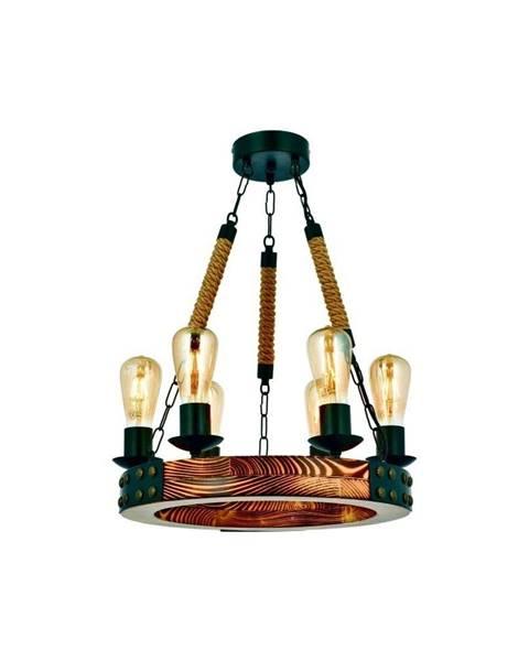 Beacon Závesné svietidlo z hrabového dreva Alara Yanık 6lı