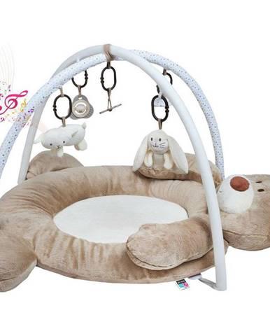 PlayTo Luxusná Hracia Deka S Melódiou Medvedík