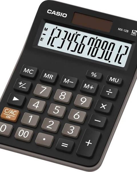 Casio Kalkulačka Casio MX-12B BK čierna