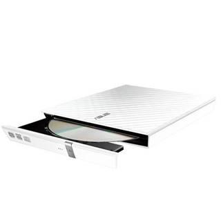 Externá DVD napaľovačka Asus Sdrw-08D2S Lite biela