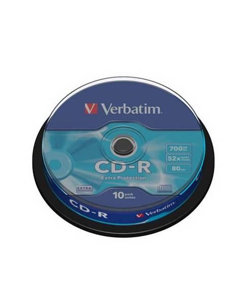 Verbatim Disk Verbatim Extra Protection CD-R DL 700MB/80min, 52x, 10-cake