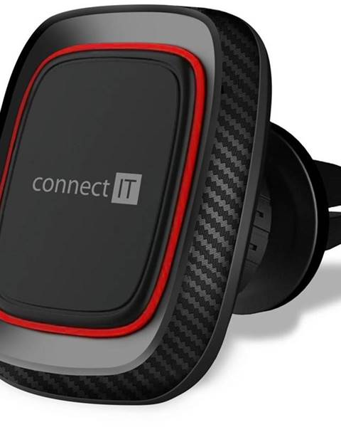 Connect IT Držiak na mobil Connect IT InCarz 4Strong360 Carbon, magnetický, do