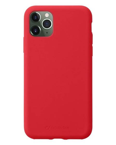 CellularLine Kryt na mobil CellularLine Sensation na Apple iPhone 11 Pro červený