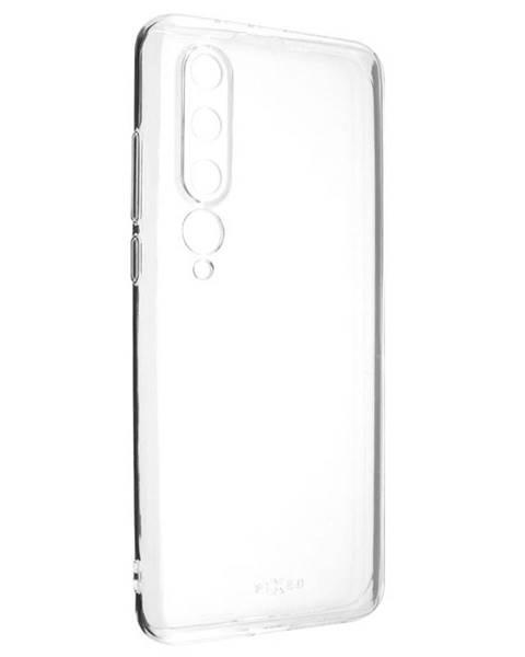 FIXED Kryt na mobil Fixed na Xiaomi Mi10 priehľadný
