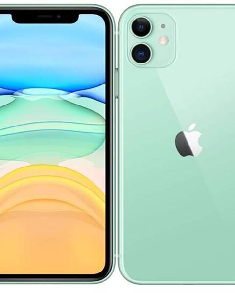 Apple Mobilný telefón Apple iPhone 11 128 GB - Green