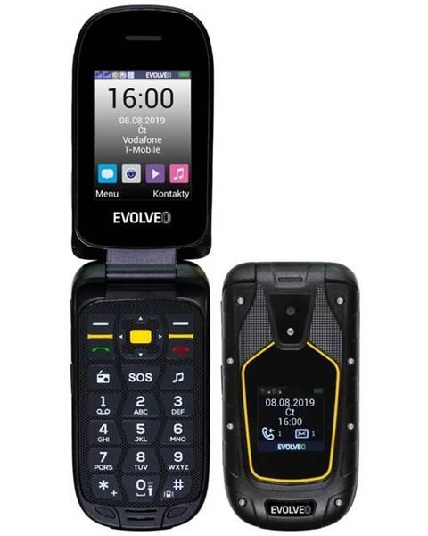 Evolveo Mobilný telefón Evolveo StrongPhone F5 čierny