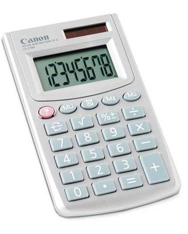 Kalkulačka Canon LS-270H biela