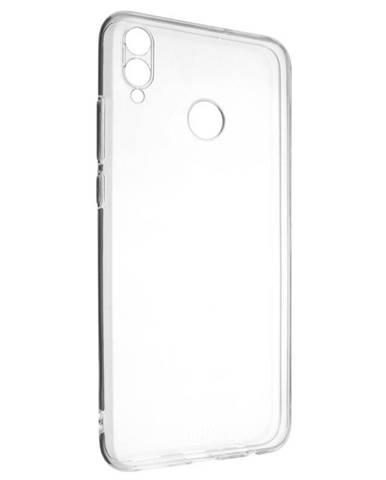 Kryt na mobil Fixed na Honor 8X priehľadný