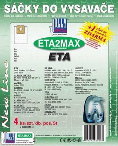 Sáčky pre vysávače Jolly MAX ETA 2
