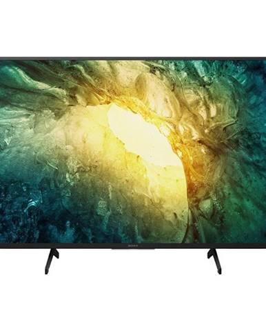 Televízor Sony KD-49X7055 čierna