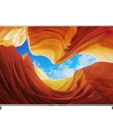 Televízor Sony KD-55XH9077 strieborn