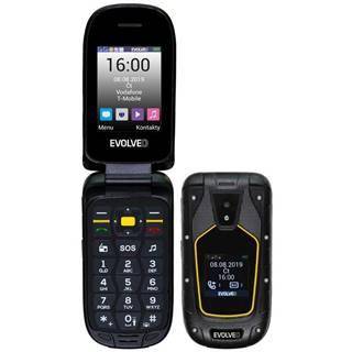 Mobilný telefón Evolveo StrongPhone F5 čierny