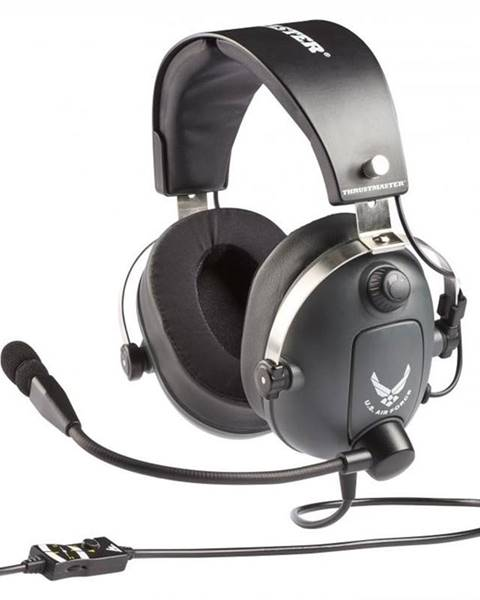 Thrustmaster Headset  Thrustmaster T.Flight U.S. Air Force Edition čierny