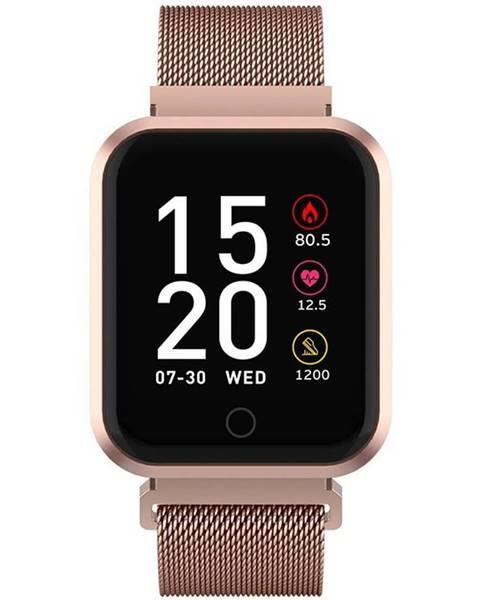 Forever Inteligentné hodinky Forever ForeVigo SW-300 zlatá