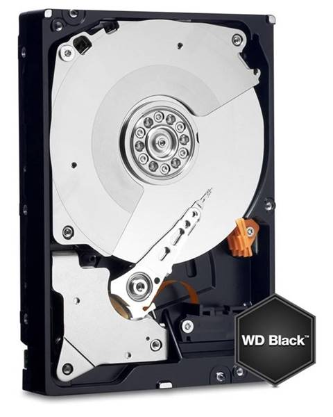 "Western Digital Pevný disk 3,5"" Western Digital Black 500GB  Sata III, 7200 ot/min,"