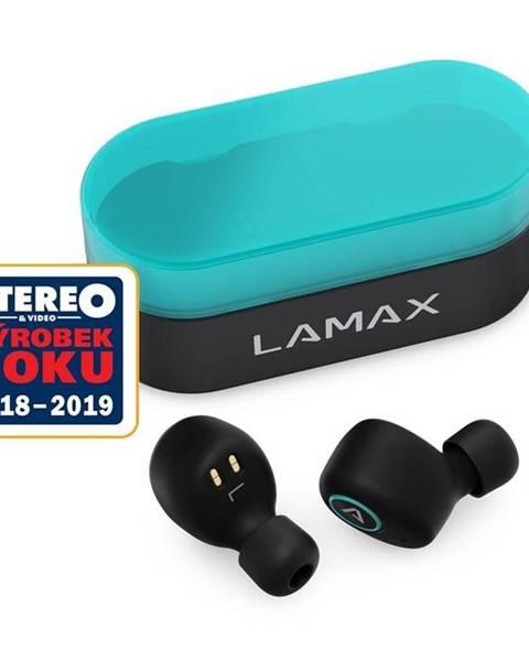 LAMAX Slúchadlá Lamax Dots1 čierna