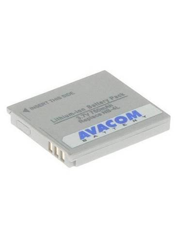 Batéria Avacom Canon NB-4L Li-Ion 3,7V 750mAh