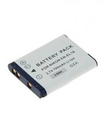 Batéria Avacom Nikon EN-EL19 Li-ion 3,7V 620mAh