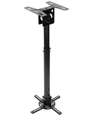 Držiak Optoma univerzální stropní, 576-826mm, 15kg - černý