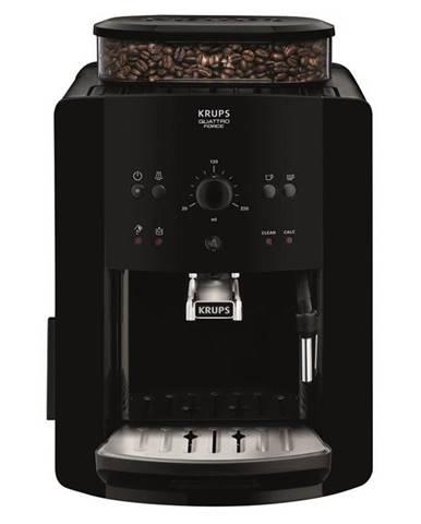 Espresso Krups Arabica EA811010 čierne