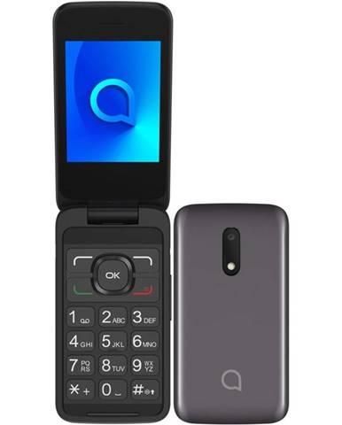 Mobilný telefón Alcatel 3025X sivý