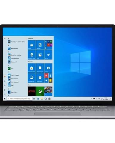 "Notebook Microsoft Surface Laptop 3 15"" strieborný"