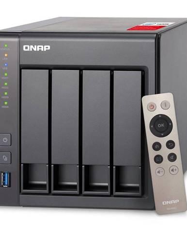 Sieťové úložište Qnap TS-451+ 2G čierne