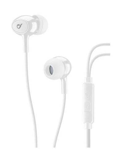 Slúchadlá CellularLine Acoustic biela