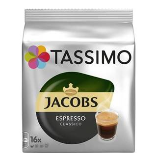 Kapsule pre espressa Tassimo Jacobs Krönung Espresso 118,4g