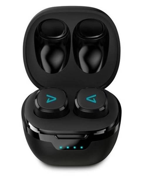 LAMAX Slúchadlá Lamax Dots2 Wireless Charging čierna
