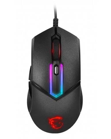 Myš  MSI Clutch GM30 čierna