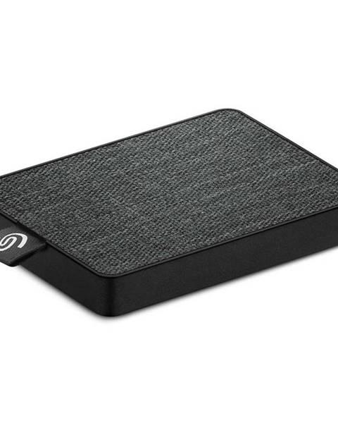 Seagate SSD externý Seagate One Touch 500GB čierny