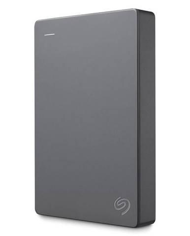 Externý pevný disk Seagate Basic 4TB USB 3.0 sivý